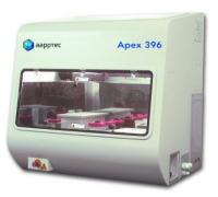 Apex 396 peptide synthesizer