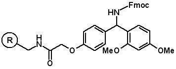 Fmoc-Rink Amide AM Resin   [183599-10-2]