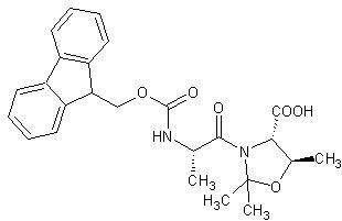 Fmoc-Ala-Thr(ψMe,Mepro)-OH [252554-79-3]