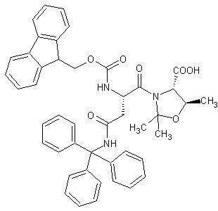 Fmoc-Asn(Trt)-Thr(ψMe,Mepro)-OH   [957780-59-5]