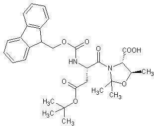 Fmoc-Asp(OtBu)-Thr(ψMe,Mepro)-OH [920519-32-0]