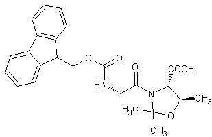Fmoc-Gly-Thr(ψMe,Mepro)-OH   [1262308-49-5]
