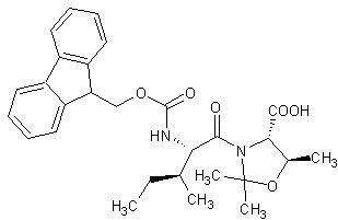 Fmoc-Ile-Thr(ψMe,Mepro)-OH   [957780-52-8]
