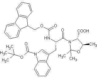 Fmoc-Trp(Boc)-Thr(ψMe,Mepro)-OH [936707-21-0]