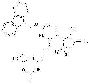 Fmoc-Lys(Boc)-Thr(ψMe,Mepro)-OH [911838-56-7]