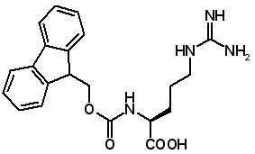 Fmoc-Arg-OH  [91000-69-0]