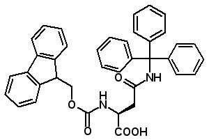 Fmoc-Asn(Trt)-OH  [132388-59-1]