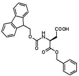 Fmoc-Asp-OBzl  [86060-83-5]