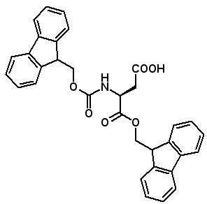 Fmoc-Asp-OFm  [187671-16-5]