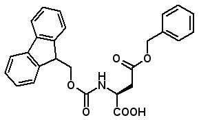 Fmoc-Asp(OBzl)-OH  [86060-84-6]