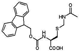 Fmoc-Cys(Acm)-OH  [86060-81-3]