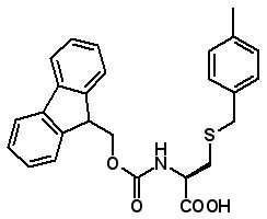 Fmoc-Cys(pMeBzl)-OH  [136050-67-4]