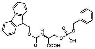 Fmoc-Ser(HPO3Bzl)-OH  [158171-14-3]