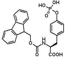 Fmoc-Tyr(PO3H2)-OH [147762-53-6]