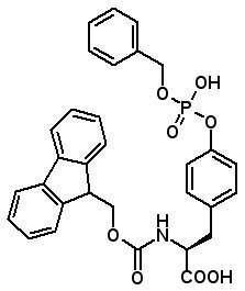 Fmoc-Tyr(HPO3Bzl)-OH  [191348-16-0]