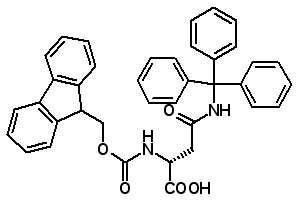 Fmoc-D-Asn(Trt)-OH  [180570-71-2]
