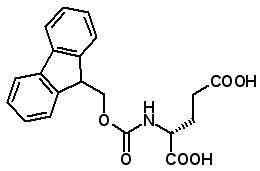 Fmoc-D-Glu-OH  [104091-09-0]