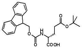 Fmoc-D-Glu(OtBu)-OH  [104091-08-9]