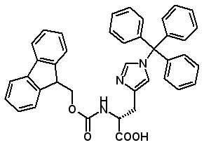 Fmoc-D-His(Trt)-OH  [135610-90-1]