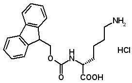 Fmoc-D-Lys-OH HCl  [201002-47-3]