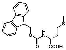 Fmoc-D-Met-OH  [112883-40-6]
