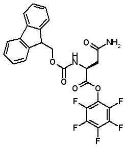 Fmoc-Asn-OPfp  [86060-99-3]