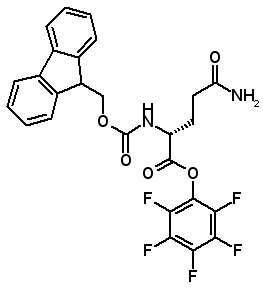 Fmoc-D-Gln-OPfp [200622-33-9]