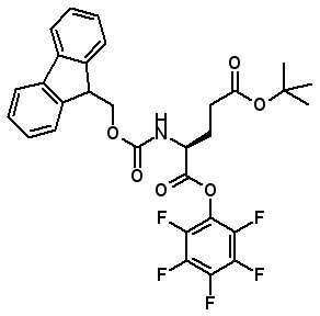 Fmoc-Glu(OtBu)-OPfp  [86061-04-3]