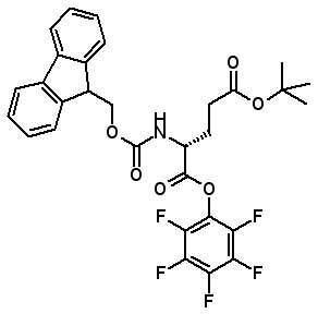 Fmoc-D-Glu(OtBu)-OPfp  [200616-21-3]