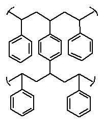 Polystyrene A-200-400 mesh
