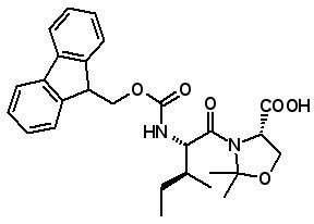 Fmoc-Ile-Ser(ψMe,Mepro)-OH   [1147996-34-6]