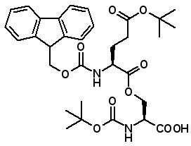 Boc-Ser[Fmoc-Glu(OtBu)]-OH  [944283-18-5]