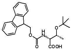 Fmoc-D-allo-Thr(tBu)-OH  [170643-02-4]