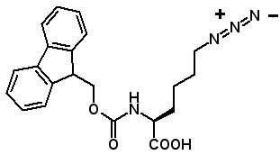 Fmoc-Lys(N3)-OH [159610-89-6]