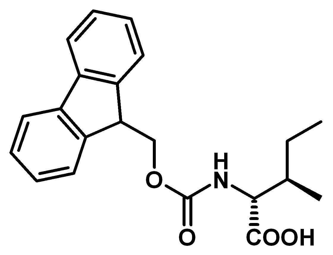 Fmoc-D-Ile-OH  [143688-83-9]