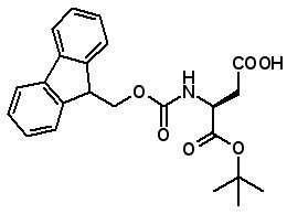 Fmoc-Asp-OtBu  [129460-09-9]